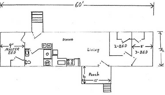 Rental Property Diagram